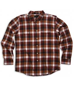 Matix Ridgeport Flannel Burgundy