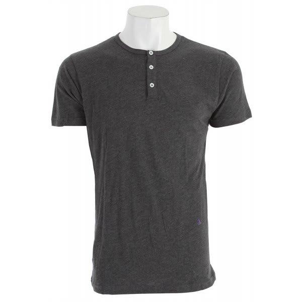 Matix Solid Henley T-Shirt