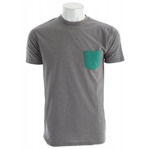 Matix Solid Pocket T-Shirt