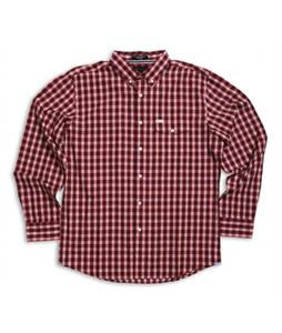 Matix Sonny L/S Shirt Red