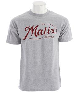 Matix Suds T-Shirt Athletic Heather