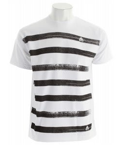 Matix Tracks T-Shirt White