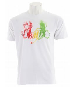 Matix Tri Smoke T-Shirt White