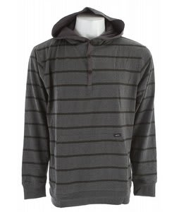 Matix Trugoy Hoodie Heather Charcoal