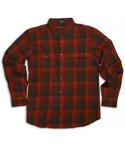 Matix Turks Flannel Burnt Orange