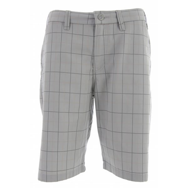 Matix Welder 22 Plaid Shorts