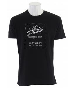 Matix With Care T-Shirt Black