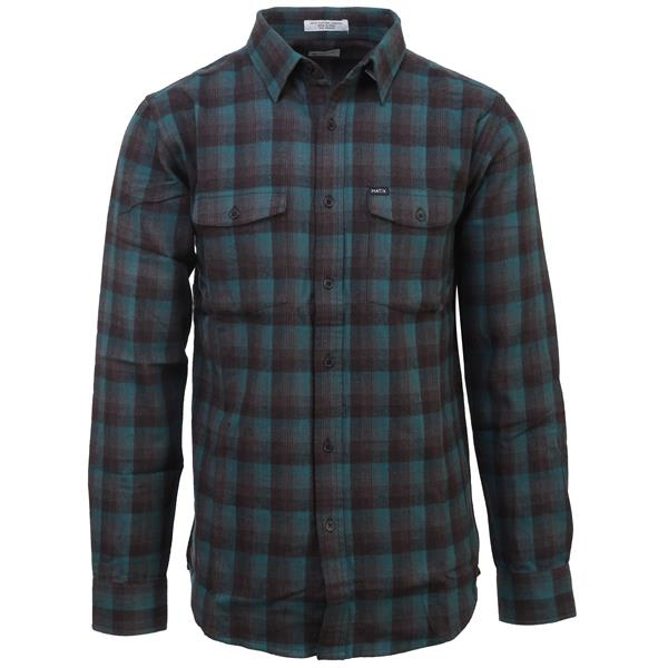 Matix Woodberry Flannel