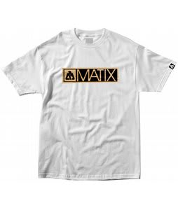 Matix Wooden T-Shirt White