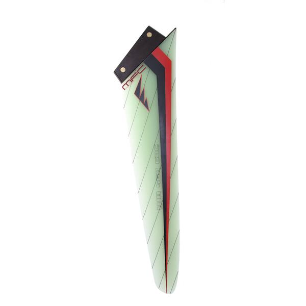 Maui Fin Weed Burner G-10 Windsurf Fin 45 Degree Tuttle