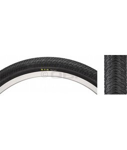 Maxxis Dth 20X1-1/8in Steerl Bead Race Tire Black