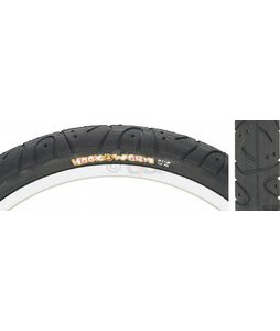 Maxxis Hookworm BMX Tire Black Steel 20X1.95in