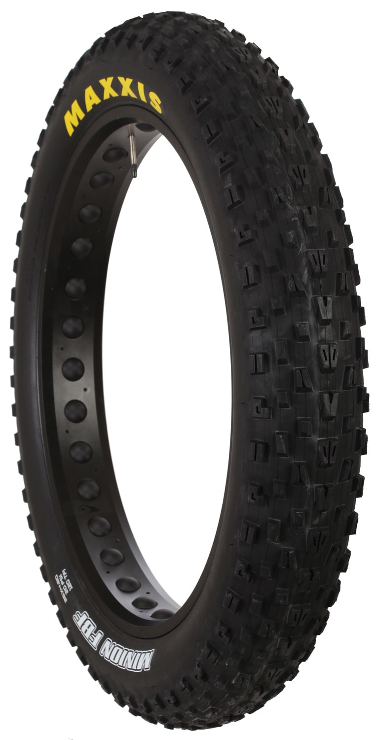 Continental Bike Tires >> Maxxis Minion FBR Front 120 TPI Fat Bike Tire