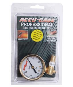 Meiser Presta-Valve Dual w/ Pressure Relief 30Psi Tire Pressure Gauge