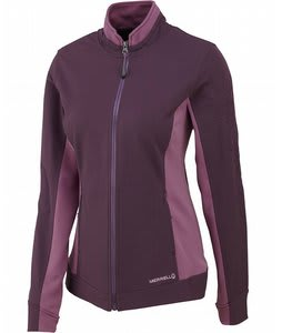 Merrell Bridlemile Jacket Perfect Plum