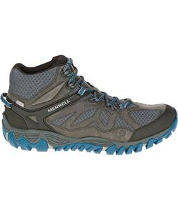 Merrell All Out Blaze Vent Mid Waterproof Hiking Shoes