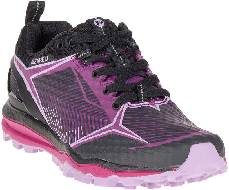 On Sale Merrell All Out Crush Shield Hiking Shoes - Womens