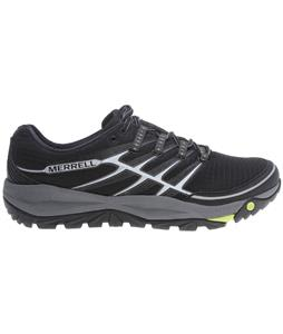 Merrell Allout Rush Shoes Black/Lime