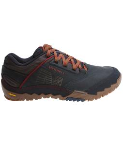 Merrell Annex Hiking Shoes Blue Wing