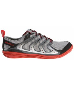 Merrell Bare Access Shoes Smoke/Red