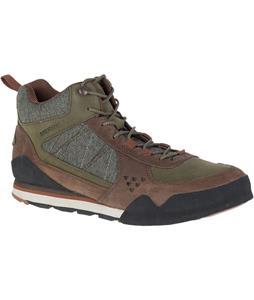 Merrell Burnt Rock Mid Boots