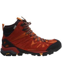 Merrell Capra Mid Waterproof Hiking Shoes