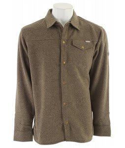 Merrell Cedarbrook Shirt Jacket Cinder Heather
