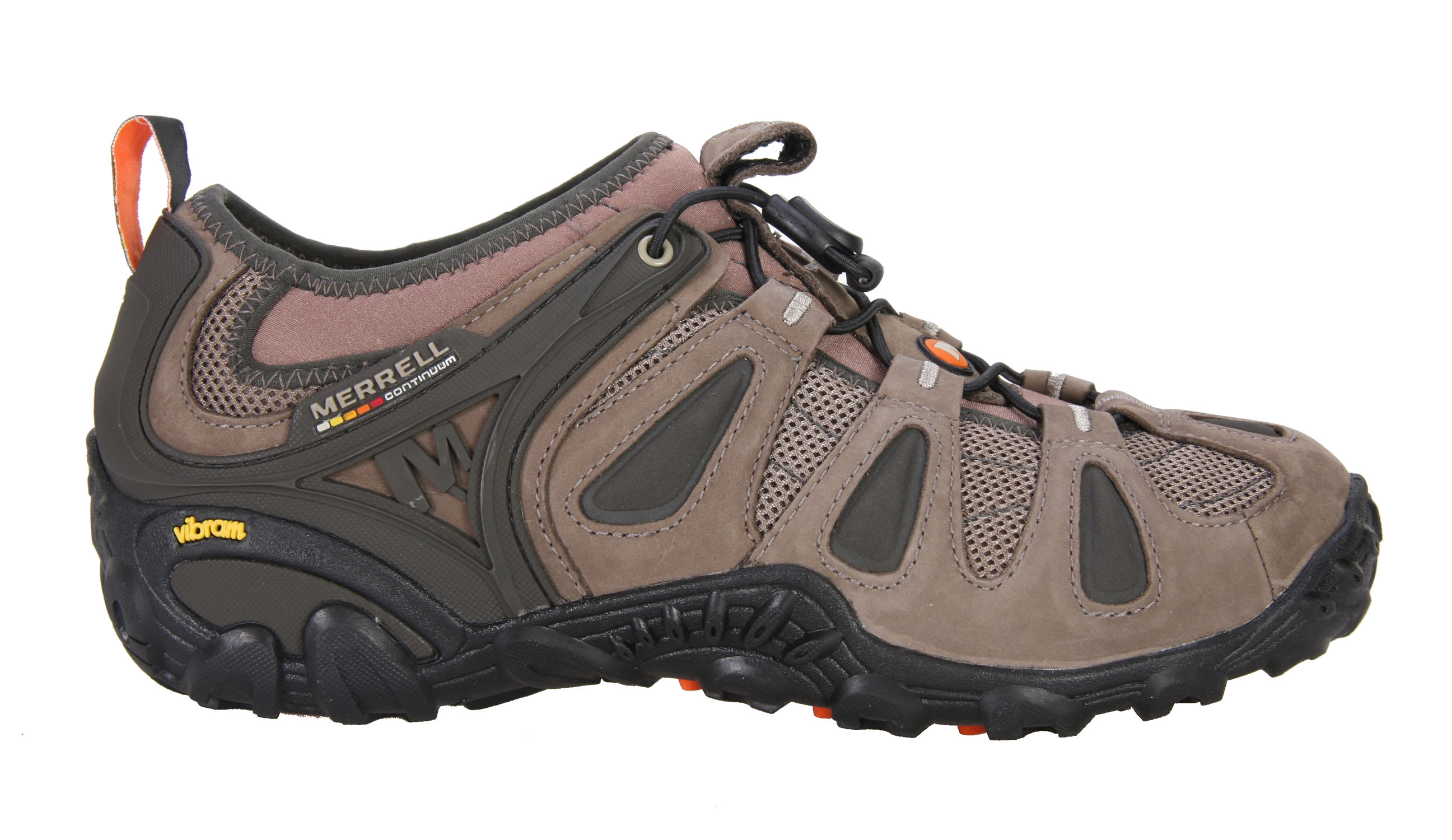 Ventilated Merrell Moab 2 Vent Low hikers offer out-of-the-box comfort, durable leather, supportive footbeds and Vibram traction. Wear them and you'll know why Moab stands for Mother-Of-All-Boots. Available at REI, % Satisfaction Guaranteed.