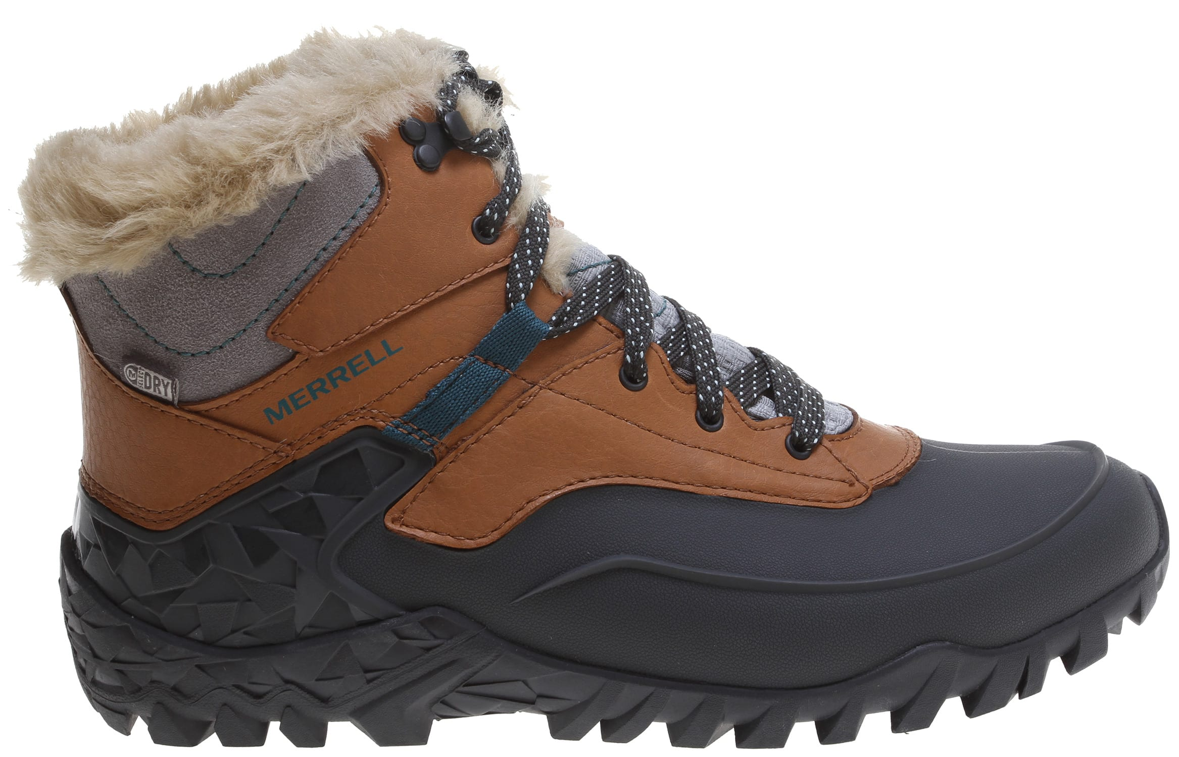 Merrell Boots have been crafted for over 30 years, with the goal of getting you into the great outdoors, without sacrificing form or comfort. Find the Ultimate Boot from Merrell As a person who prefers boots over any other shoe, you always wear your stompers to shreds.