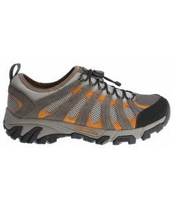 Merrell Geomorph Maze Stretch Hiking Shoes Boulder/Mustard