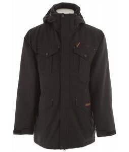 Merrell Ice Pilot Jacket Black Herringbone