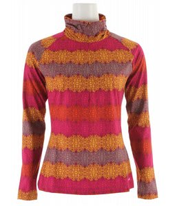 Merrell Lauley Half Zip Sweater Rhubarb Prism