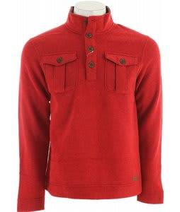 Merrell Manipouri Pullover Sweater Scarlet