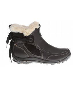Merrell Misha Mid Waterproof Boots Black