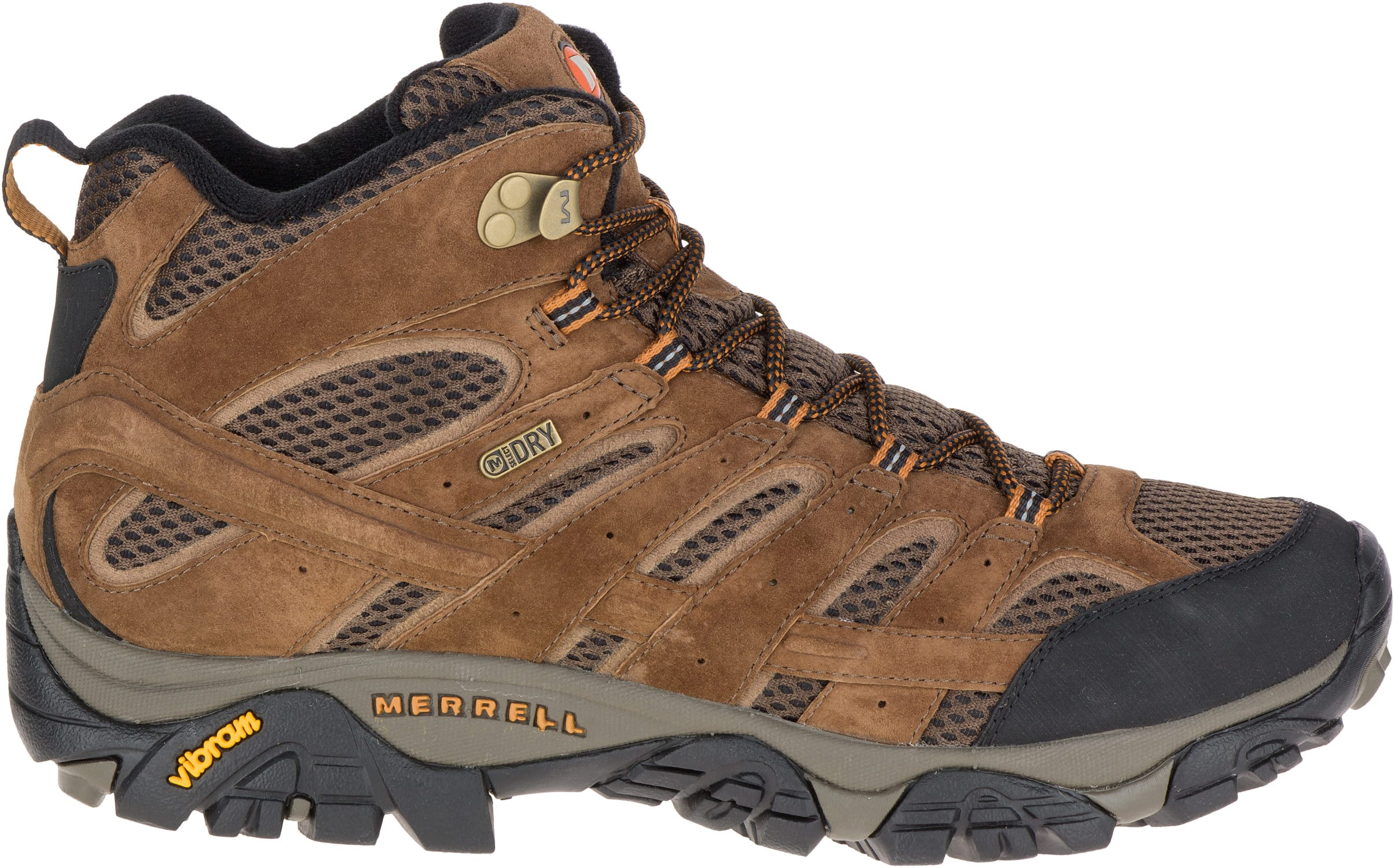 On Sale Merrell Moab 2 Mid Waterproof Hiking Boots 2018