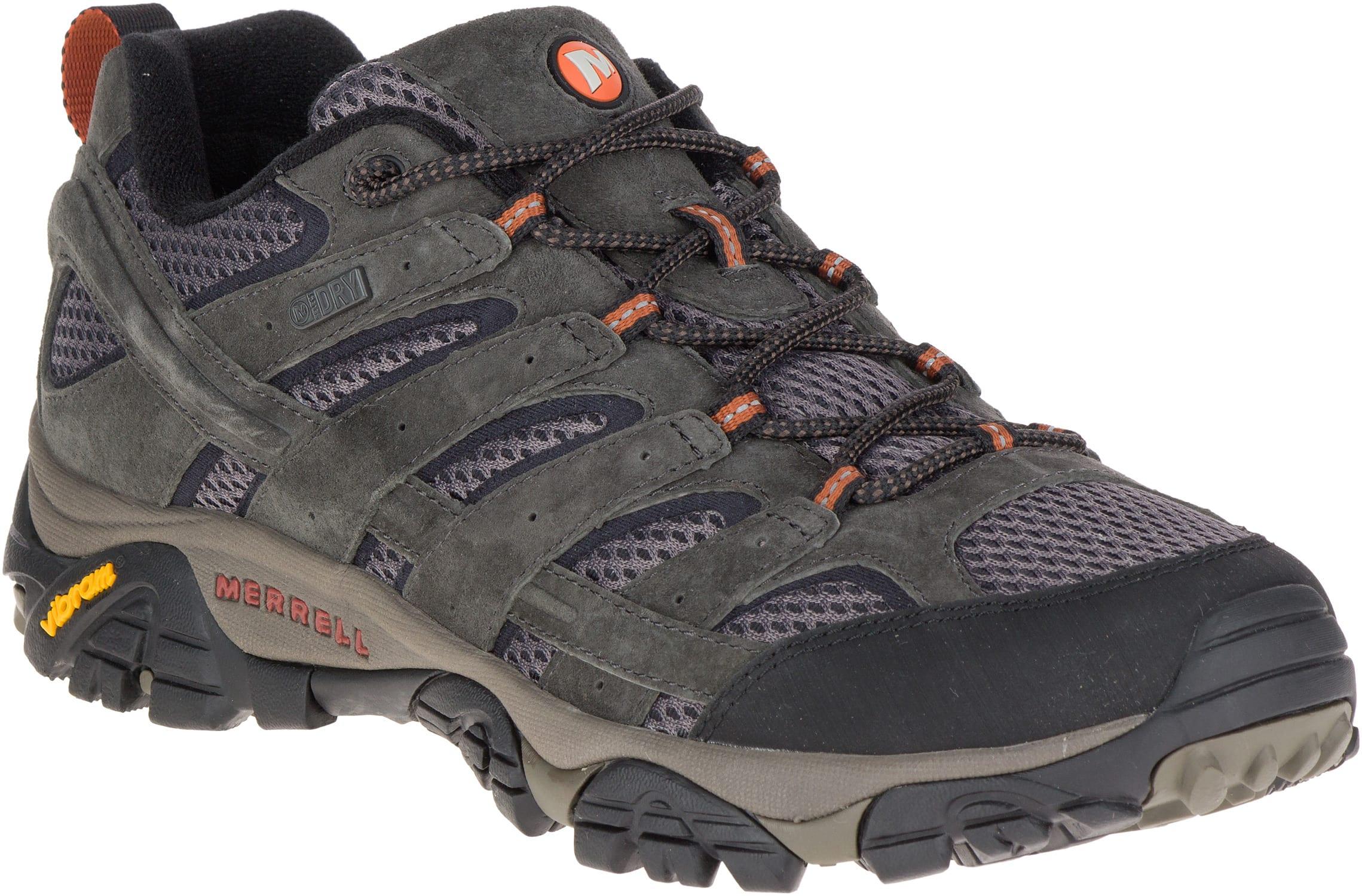 Merrell Moab 2 Waterproof Hiking Shoes 2018