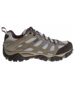 Merrell Moab Low Waterproof Hiking Shoes Dusty Olive
