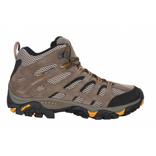 Merrell Moab Mid Ventilator Hiking Shoes