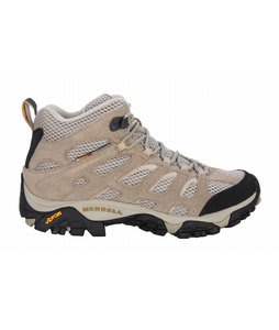 Merrell Moab Ventilator Mid Hiking Shoes Taupe