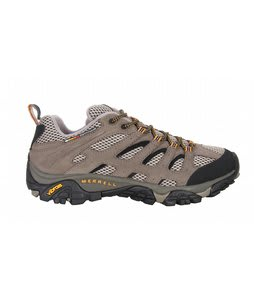 Merrell Moab Ventilator Hiking Shoes Walnut