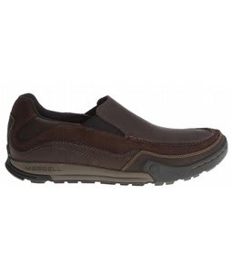 Merrell Mountain Moc Shoes Expresso