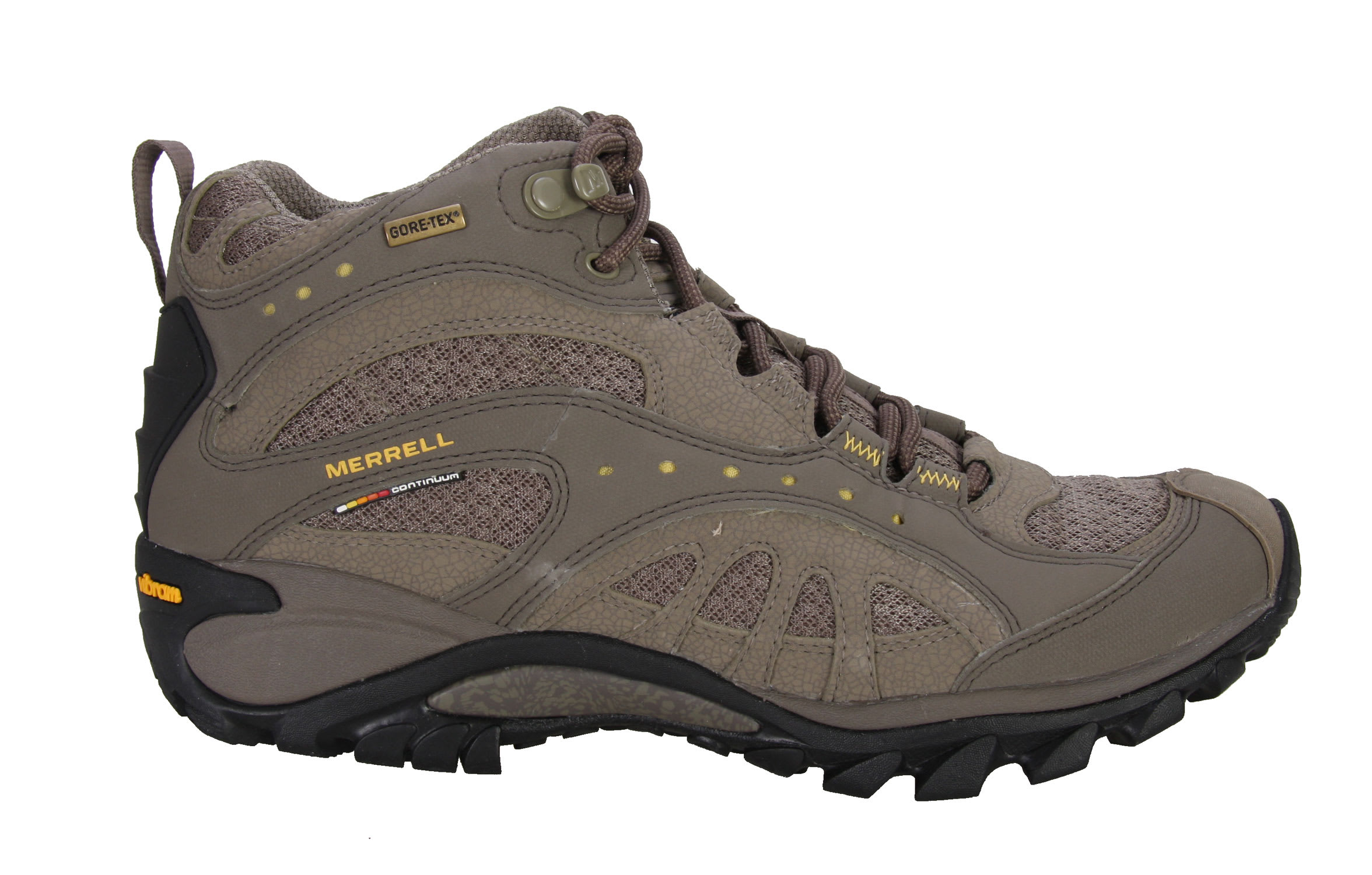 On Sale Merrell Siren Song Mid Sport GTX Hiking Shoes Seagrass Women s
