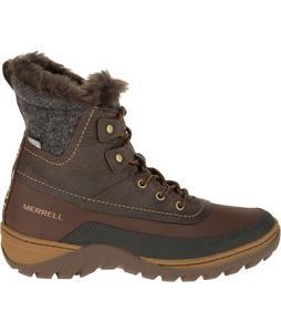 Merrell Sylva Mid Lace Waterproof Boots