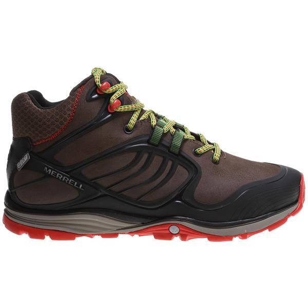 Merrell Verterra Mid Waterproof Hiking Shoes