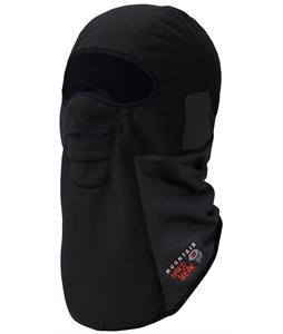 Mountain Hardwear AirShield MCZ Balaclava Black