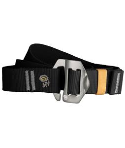 Mountain Hardwear Alloy Nut Belt Black