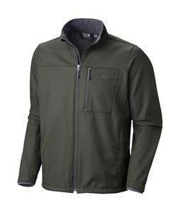 Mountain Hardwear Android II Softshell Greenscape