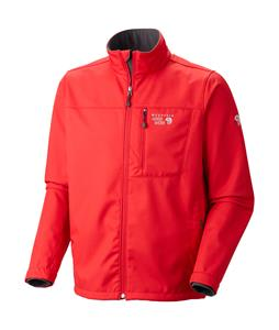 Mountain Hardwear Android II Softshell Mountain Red