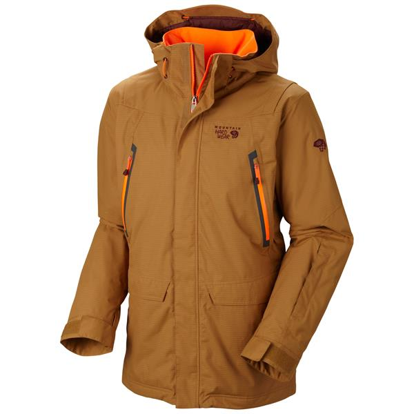 Mountain Hardwear Artisan Ski Jacket