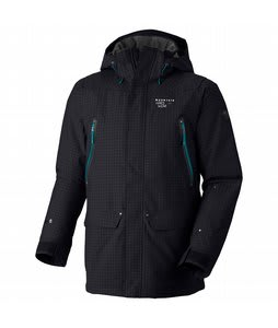 Mountain Hardwear Artisan Ski Jacket Black